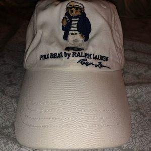 RALPH LAUREN POLO BEAR CAP